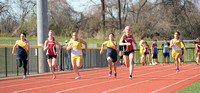 5/6/13 Varsity Track....Perry, Letchworth, York @ Perry