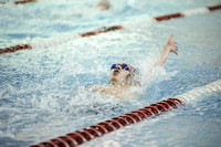 12/16/14 Varsity Swimming...Letchworth Hosting Perry