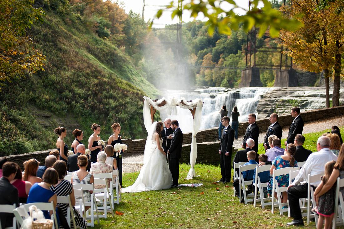 JMS Studio & Gallery, Ltd. | Letchworth State Park Wedding ...